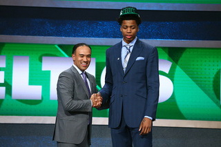 Davis selected by Celtics in 2nd round