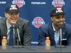 Pistons draft picks talk