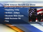 Car show to benefit veterans