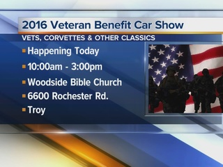 Car show to benefit veterans