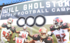 Gholston hosts free football camp in Detroit