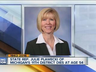 State Rep. Julie Plawecki dies at the age of 54