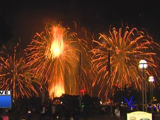 59th Annual Ford Fireworks happening tonight