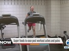 Super food could ease workout pains