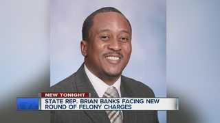 State Rep. Brian Banks facing felony charges