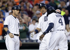 Tigers homer 3 times in 7-run 5th to beat Miami
