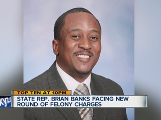 Banks says case against him is political