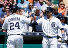 Tigers bats hot in 10-3 win over Marlins