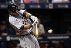 Tigers stun Rays with eight-run rally in ninth