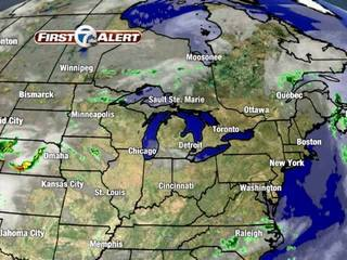 FORECAST: Sunny holiday weekend ahead