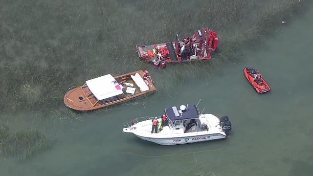 Coast Guard responds to jet ski accident