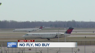 Should No Fly list be a No Buy list for guns?