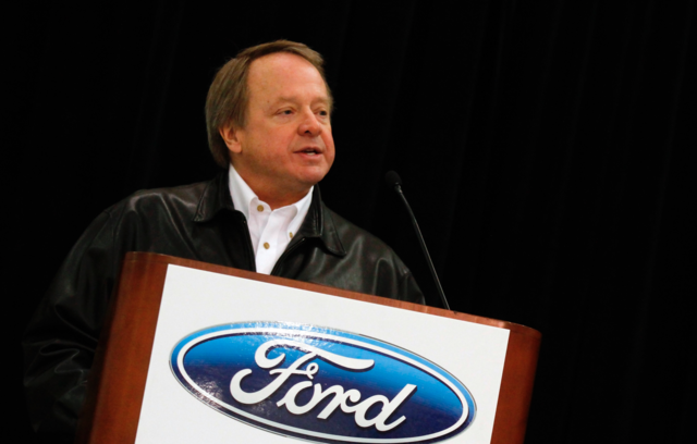 No domestic violence charges against Edsel Ford II