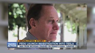 Park West owner hurt in accident in Tesla car