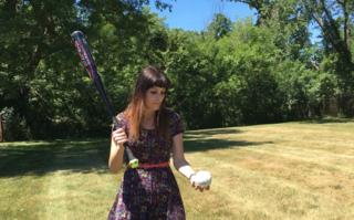 Sensor, app aim to improve your bat swing