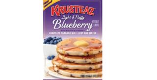 Blueberry pancake mix recalled over E. coli