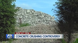 Salem Twp. concrete company has neighbors fuming