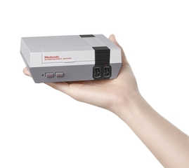 Nintendo to sell mini NES with 30 built-in games