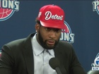 Pistons officially re-sign C Andre Drummond