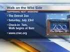Walk on the Wild Side at the Detroit Zoo