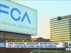 Feds probe Fiat Chrysler over sales reports