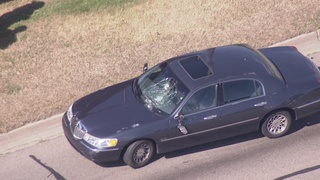 Man hit by car crossing street in Ypsilanti