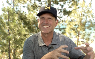 Harbaugh on new Jordan jerseys: A-plus-plus-plus