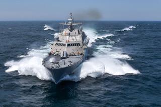 Future USS Detroit completes Acceptance Trials