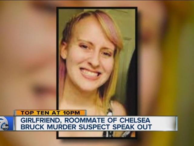 Suspect confesses in Bruck case, girlfriend says