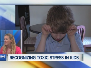 Recognizing toxic stress in kids