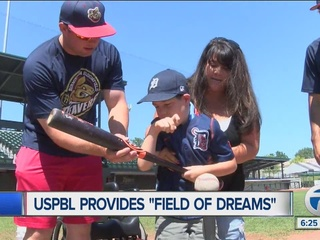 USPBL provides field of dreams