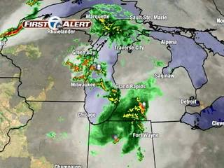 FORECAST: Hot and muggy, tracking storms