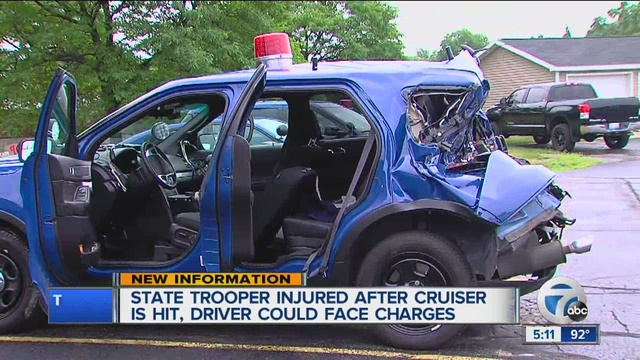 how to become a michigan state trooper