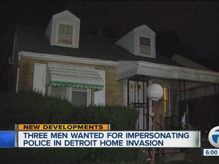 Armed intruders put gun to head of 7-yr-old girl