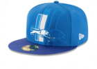 NFL sideline collection reveals retro Lions hat