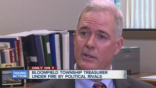 Bloomfield Twp. Treasurer under fire by rivals
