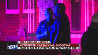Man shoots at suspects in attempted carjacking