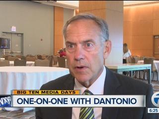 Dantonio shares MSU's 2016 motto, 'Back2Back'