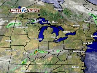 FORECAST:Tracking cooler weather