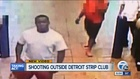 Video released of strip club shooting suspect
