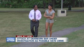 Transgender woman attacked in Dearborn bar