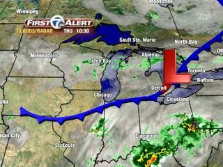 FORECAST: Tracking cooler weather