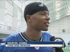 Jones excited for new opportunities with Lions