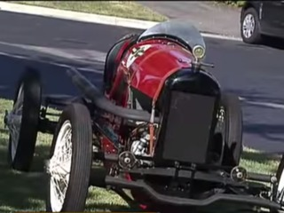 2016 Concours d'Elegance of America in Plymouth