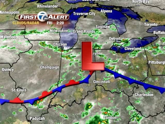 Unsettled pattern continues