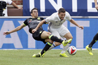 Real Madrid beats Chelsea at the Big House