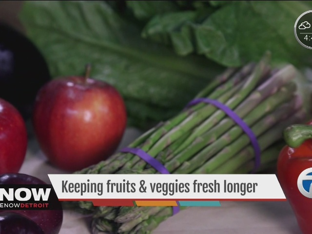 How To Make Your Fresh Fruits And Vegetables Last Longer