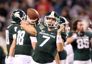 Dantonio tabs O'Connor as Spartans starting QB