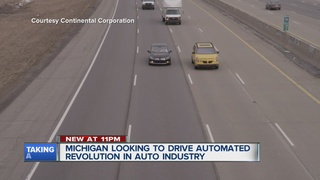 State looks to drive auto industry revolution