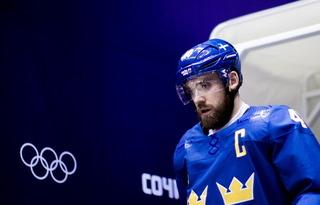 Zetterberg named Sweden's captain for World Cup